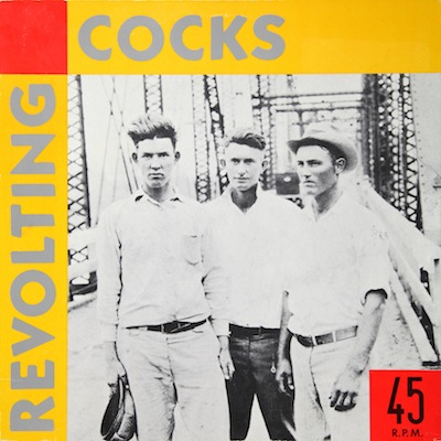 WAX 011 - Revolting Cocks - No Devotion