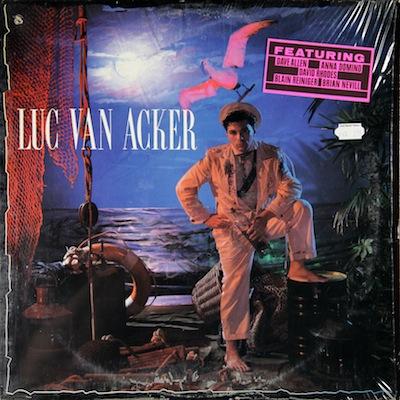 WAX 015 - Luc Van Acker - Luc Van Acker