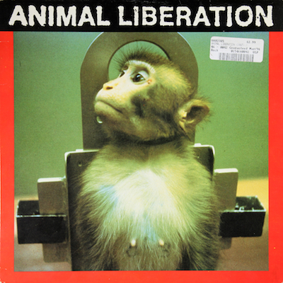 WAX 025 - Various Artists - Animal Liberation