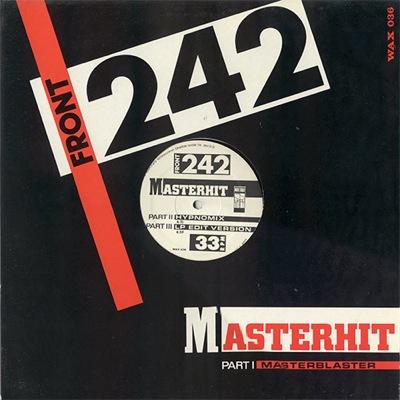 WAX 036 - Front 242 - Masterhit