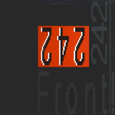 WAX 054 - Front 242 - Front By Front