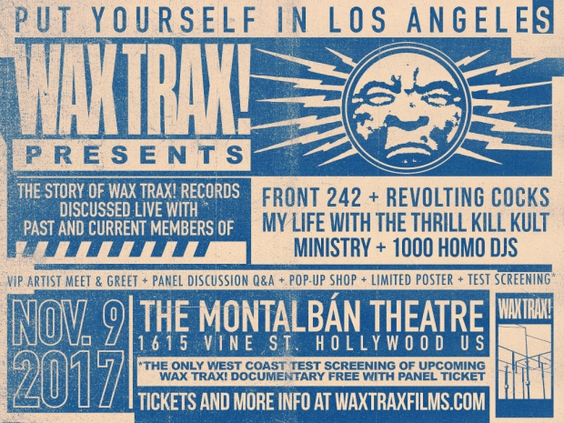 Wax Trax! Records In Hollywood